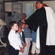 Schuleingang 2002 - Einsegnung der Schulanfänger