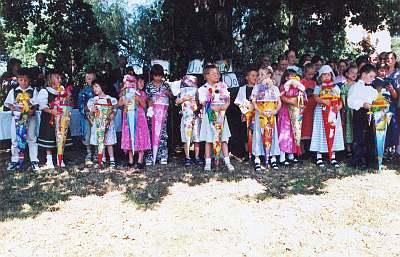 Schuleingang 2002