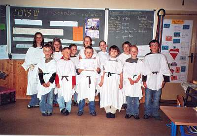 Thema 5: Synagogenschule