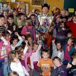 Besuch aus der Mongolei