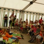 Schulfest im Juni 2012