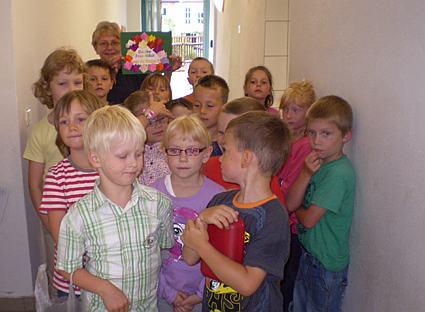 Schuleingang 2010