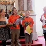 Abschlussgottesdienst 2012