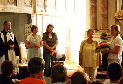 Abschlussgottesdienst 2007