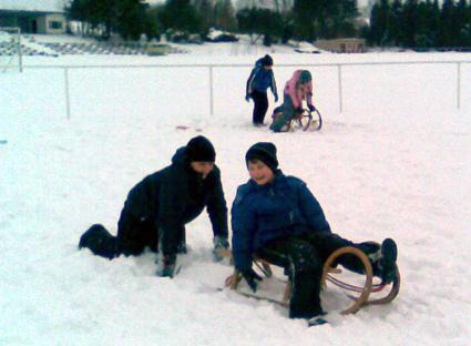 Wintersportfest Januar 2010