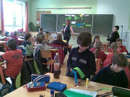 Besuch des Evangelischen Schulzentrums Gaußig