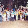 Schuleingang 2003 - Nun hat endlich jeder die erhoffte Tüte!