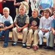 Zacharias, Tim, Dominik, Chris, Dorothee, Markus