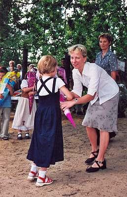Einschulung 2004