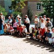 Schuleingang 2005