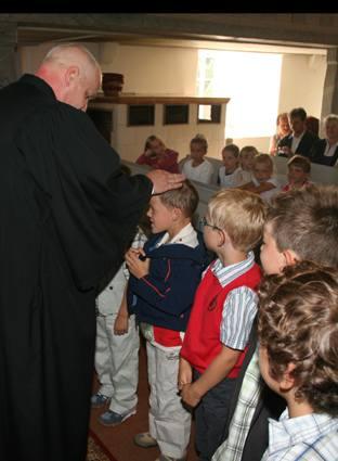 Schuleingang 2008