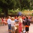 Start des Schuljahres, August 2009