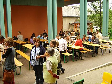 Schulfest im Juni 2010