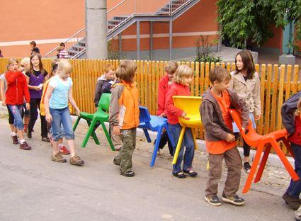 Schulgottesdienst am 12.08.09