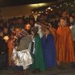 """Musical """"Eine zündende Idee"""" - Aufführung beim Weihnachtsmarkt in Seeligstadt"""