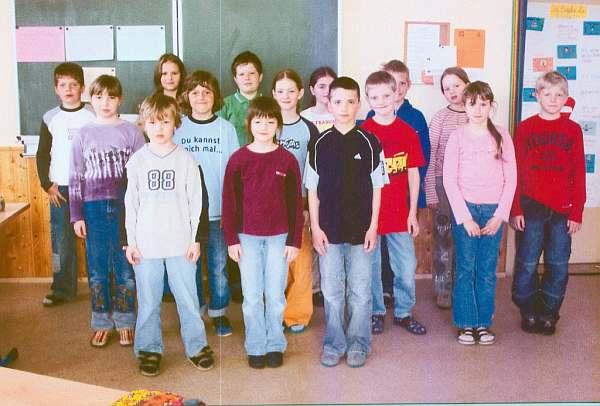 Klasse 3 2004