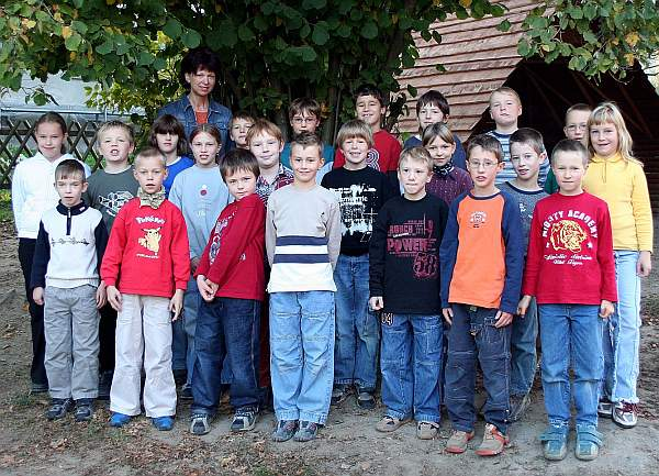 Klasse 3 2005