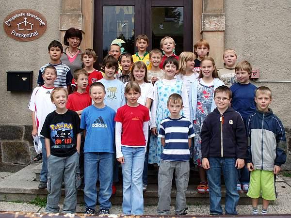 Klasse 4 2006