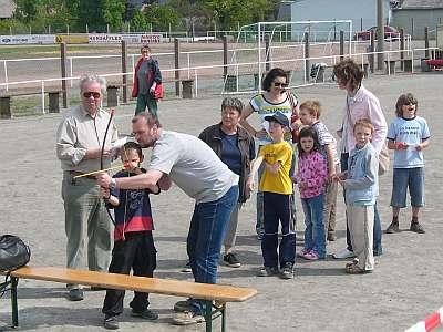 1. Schulfest im Mai 2005
