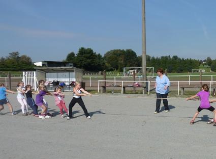 Schulsportfest - September 2012